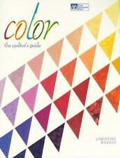 Color: The Quilters Guide by Barnes, Christine