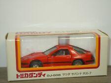 Mazda RX-7 Coupe - Tomica Dandy DJ-008 Japan 1:43 in Box *42945