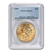 $20 Liberty Gold Double Eagle MS-64+ PCGS (Random) - SKU #68241
