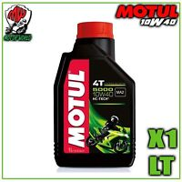 Olio Motore Moto Motul 5000 4T 10W40 10W-40 10W 40 API SG/SH/SJ/SL - 1 litro lt