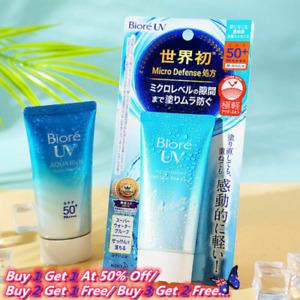 Popular Biore Kao UV Sunscreen Sunblock Aqua Rich Watery Essence SPF50+ PA++++