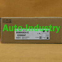 1Pc New Panasonic MSMA082A1E Servo Motor One year warranty