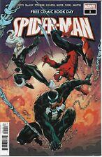 Spider Man 1 - Marvel Free Comic Book Day - 1st App Virus VF/NM