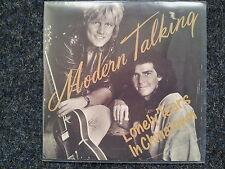 "Modern Talking-Lonely Tears a Chinatown 7"" single Spain"