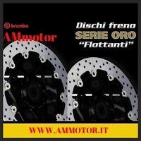 Motorrad Bremsscheiben BREMBO ORO BRAKE DUCATI 998 999 03 - 2007 FRONT DISCS