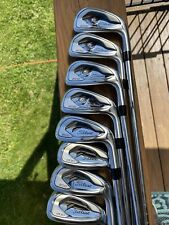 Titleist T200 Iron Set 4-PW, GW (48) True Temper AMT Black S300 Steel Stiff