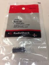 LM339 Quad OP Comparator #276-1712 By RadioShack