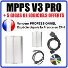 SMPS MPPS V13 OBD2 OBD ECU OUTIL DE REPROGRAMMATION Pour Renault Peugeot Citroen