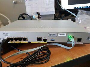 NEW Cisco C1117-4P Router ISR 1100 4 Ports DSL Annex A M C11174P