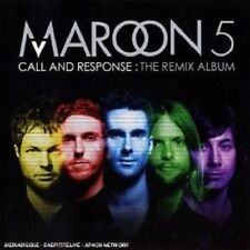 """MAROON 5 """"CALL AND RESPONSE: THE REMIX ALBUM"""" CD NEW+"""