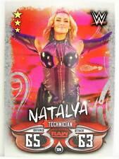 Slam Attax - #126 Natalya - Live 2018