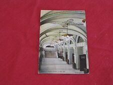 1912 Auditorium, Showing Entrance, St. Paul, Minn Postcard #102 Posted VG