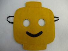 Handmade Lego inspired felt mask