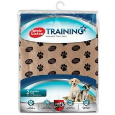 Simple Solution Large Washable Puppy Pad | Reusable Dog Pee Pad | Absorbent And