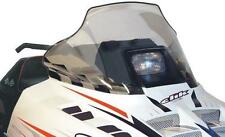 "PowerMadd 88-98 Polaris Indy Snowmobile Flared Windshield Smoke Mid 14"" 11130"