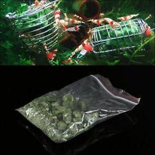 2020 New Aquarium Fish Food Freeze Dried Natural Spinach Granules Crystal smarts