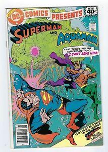 DC Comics Presents #5 (Jan 1979, DC Comics) *VF+/NM.