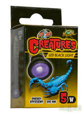Zoo Med Creatures Black Scorpion Tarantula Light
