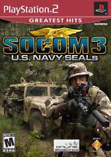 Socom 3 PS2 New PlayStation2, Playstation 2