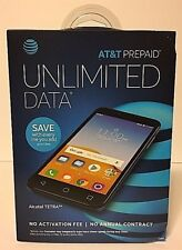 """Alcatel Tetra TCT-5041c AT&T 5"""" 16Gb 5MP Android 8 Cellular Phone"""