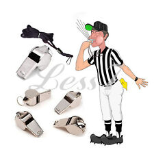 Metal Referee Rugby Party Sports School Soccer Football Training Whistle CA