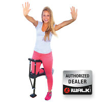 iWALK2.0 Hands Free Knee Crutch - Alternative to Crutches or Knee Scooters