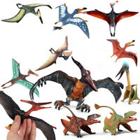 Pterosaur Anhanguera Pterodactyl Pteranodon Figure Dinosaur Model Toy Decor Gift