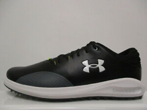 Under Armour Draw Sport Spikeless Golf Shoes Mens UK 11 US 12 EUR 46 5049