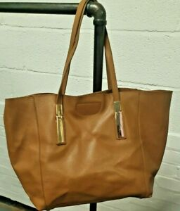 Topshop Tote Bag Ladies Accessories