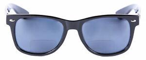 """Lovin Rays"" Polarized Nearly Invisible Line Bifocal Reading Sunglasses"