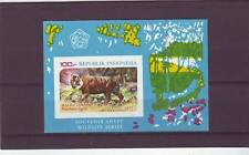 a124 - INDONESIA - SGMS1492 MNH 1977 TIGER - IMPERF