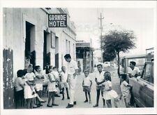 1966 Press Photo Grande Hotel Currais Novos Rio Grande do Norte Brazil