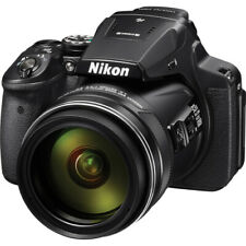Nikon COOLPIX P900 16.0MP Digital Camera with 83x Optical Zoom - Black
