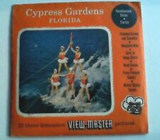 Cypress Gardens  Florida  View Master  S3  Packet  1955