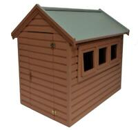 Melody Jane Dolls House Garden Shed MINIATURE 1:12 Scale Out Building