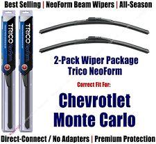2pk Super-Premium NeoForm Wipers fit 1970-1977 Chevrolet Monte Carlo - 16160x2