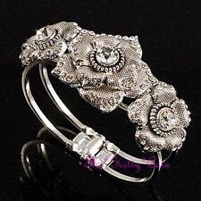 Debenhams Rhodium Plated Costume Bracelets