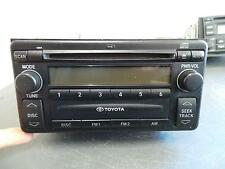 TOYOTA CAMRY RADIO/CD  SINGLE STACK CD, SK36, NON MP3 PLAYER TYPE, 08/