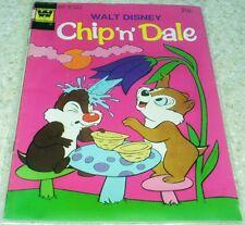 Walt Disney's Chip 'n' Dale 23, Fn+ (6.5) 1973, 50% off Guide!