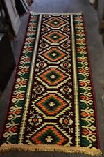 Decorative Vibrant Aztec Style Rug/Wall Hanging.