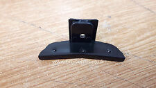 HYMER MOTORHOME ALLOY PROFILE END CAP BLACK FOR 40mm WIDE WAIST MOULDING (PK 10)