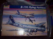 Revell monogram B-17G Flying Fortress 1:48 scale Model Kit