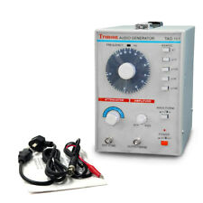 110V Tag-101 Signal Source Low Frequency Audio Signal Generator 10Hz-1Mhz
