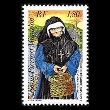 SPM 1995 - Birth of Sister Cesarine Religion - Sc 619 MNH