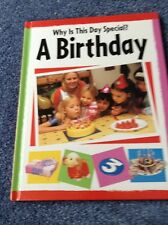 A Birthday by Jilian Powell (2006, Hardcover)