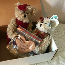 """Bearington Bear Collection Sweet Blessings w/Heart """"You Are Heaven Sent"""""""