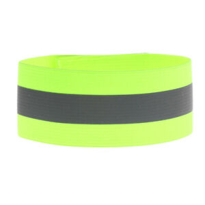 Visible Arm Strap Ankle Strap Safety Band for Running Exercising Jogging