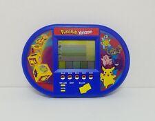 Pokemon Yahtzee Electronic Handheld Game Hasbro 1999 Nintendo