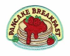 Girl Boy Cub PANCAKE BREAKFAST Fundraiser Helper Dinner Patch Crest Badge SCOUT