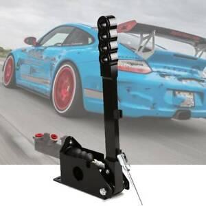 Vertical Hydraulic Handbrake Black Hydro E-brake Drift Rally Race Hand brake UK